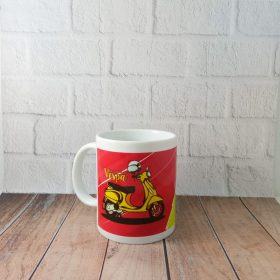#2 Design Mug Flash Sale